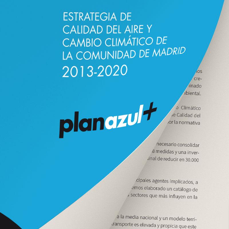 Estrategia de Calidad del Aire Comunidad de Madrid