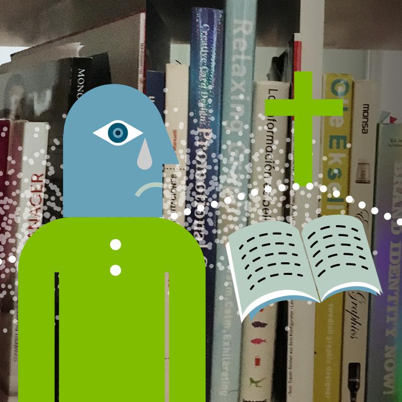 El incierto futuro del libro impreso
