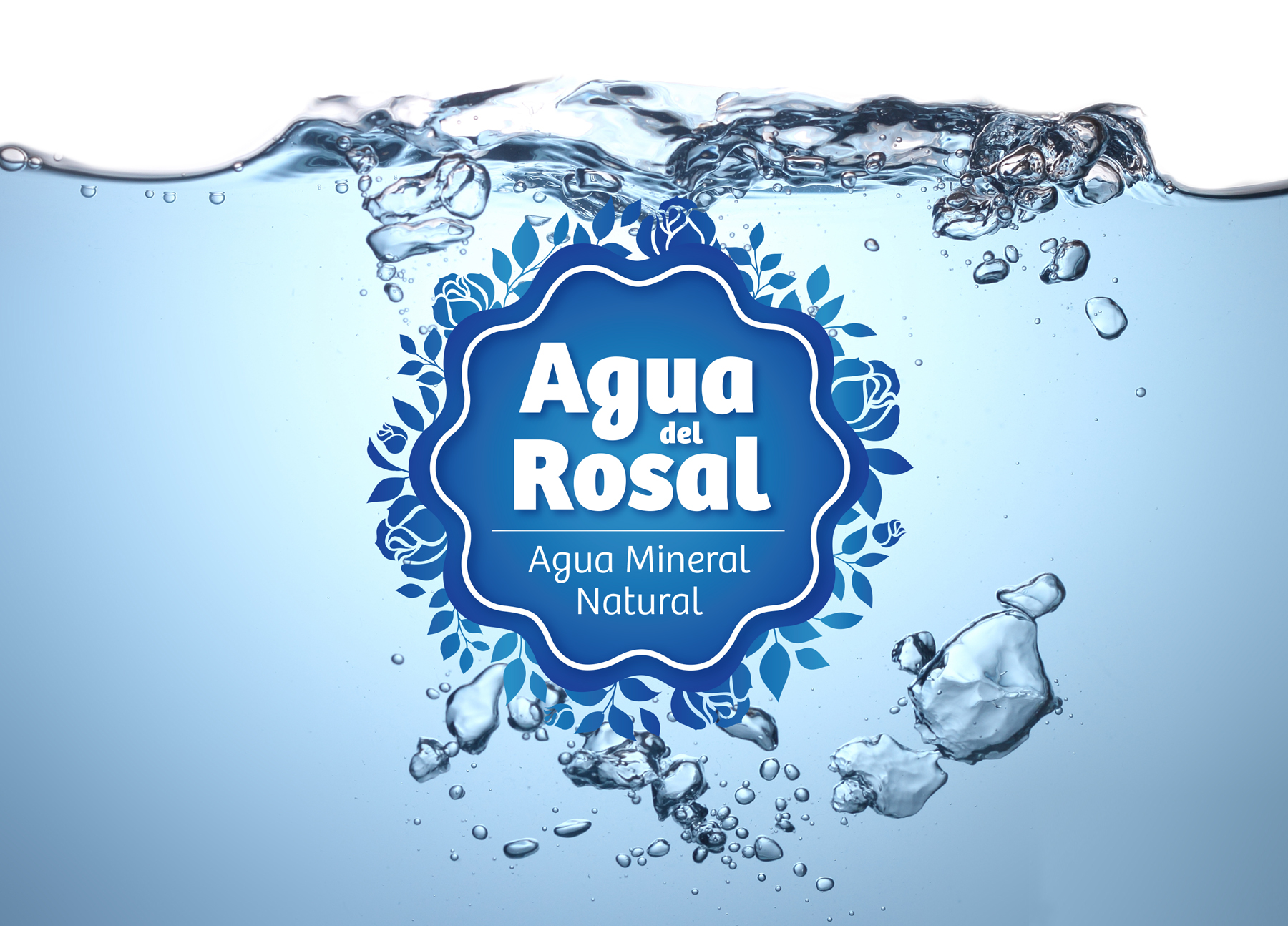04 Agua del Rosal. Branding