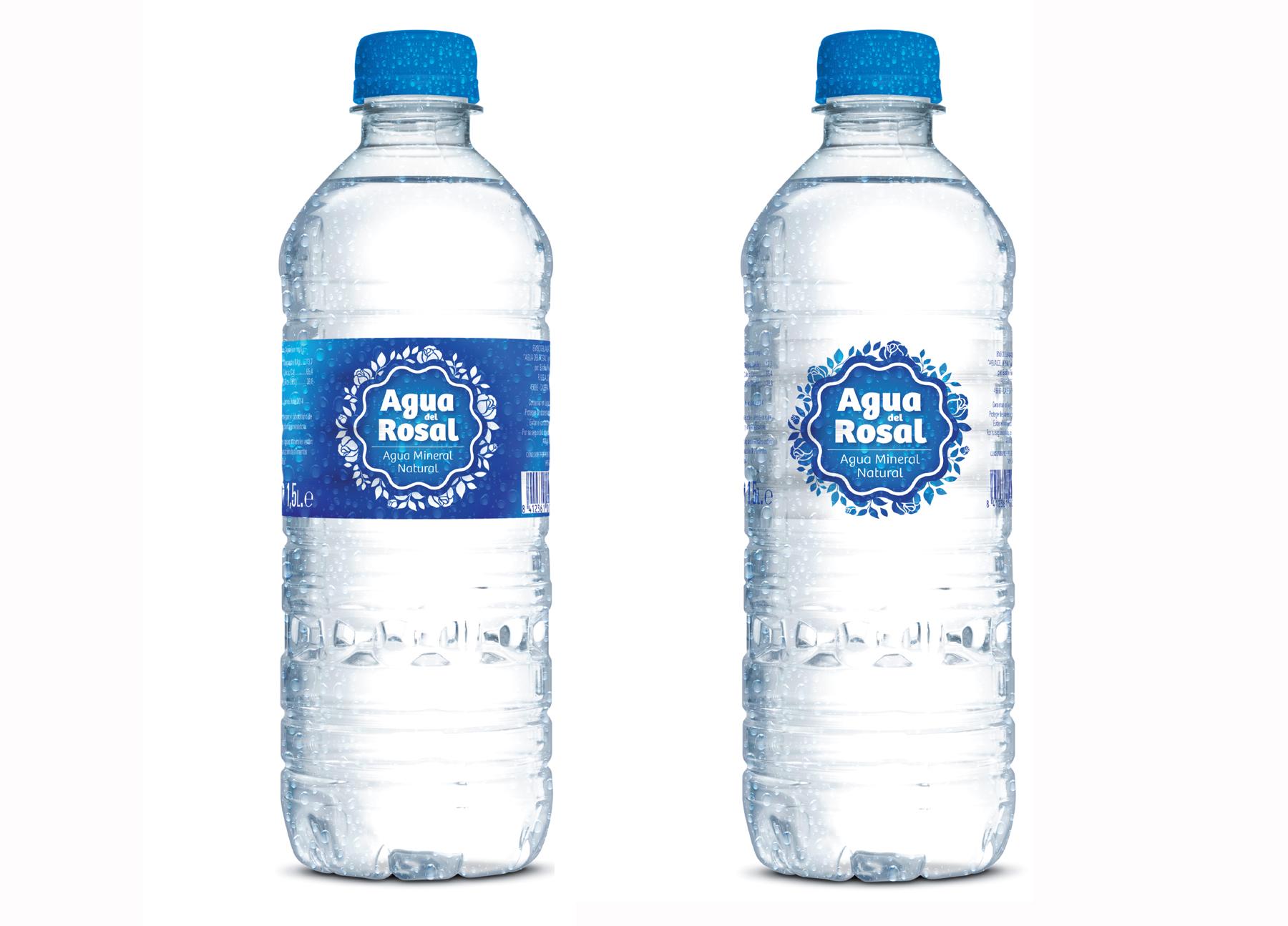 03 Agua del Rosal. Branding