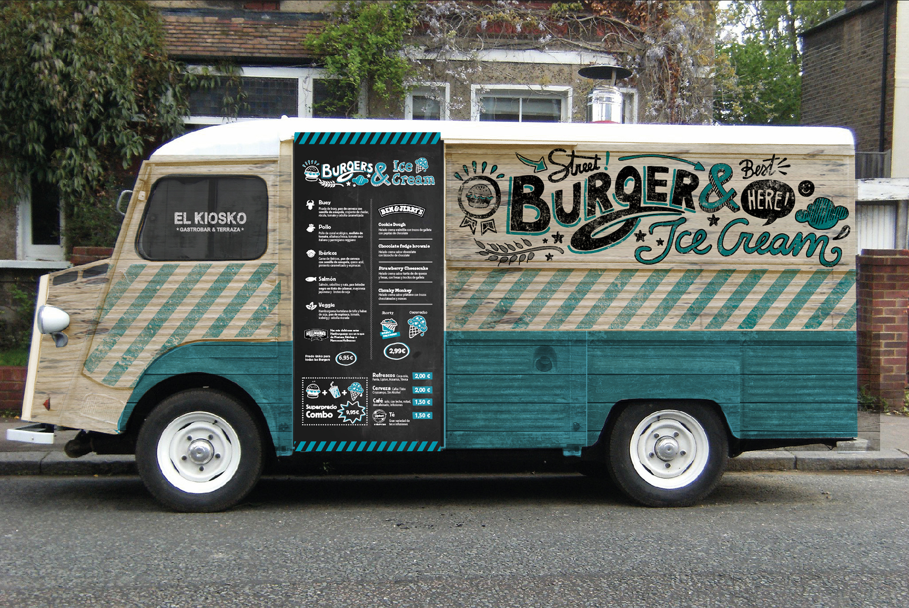 food trucks baetica diseño