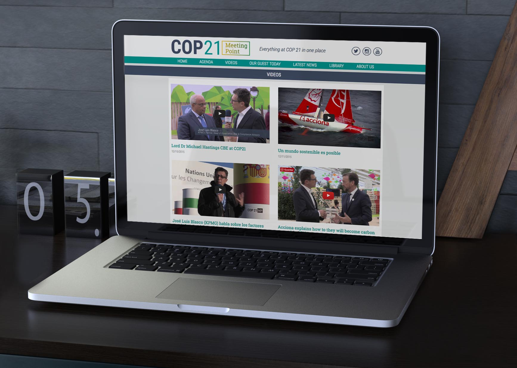 Web Cop21
