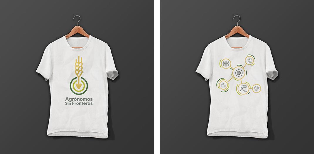 Camisetas de ASF