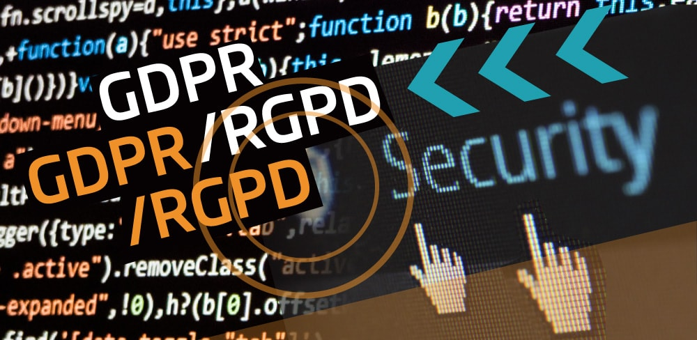 """Imagen ilustrativa para la entrada """"Nueva normativa GDPR para la protección de datos en Europa"""""""