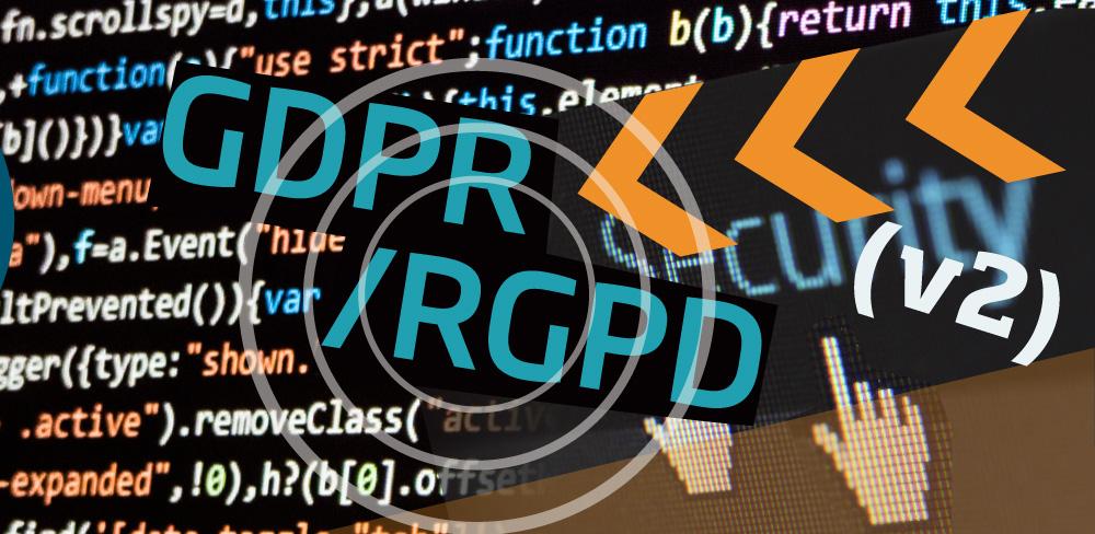 ¿Cómo adaptar tu web a la nueva GDPR?