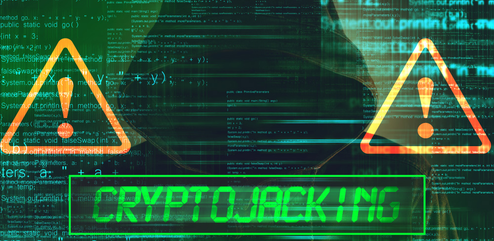 Cryptojacking y las criptomonedas