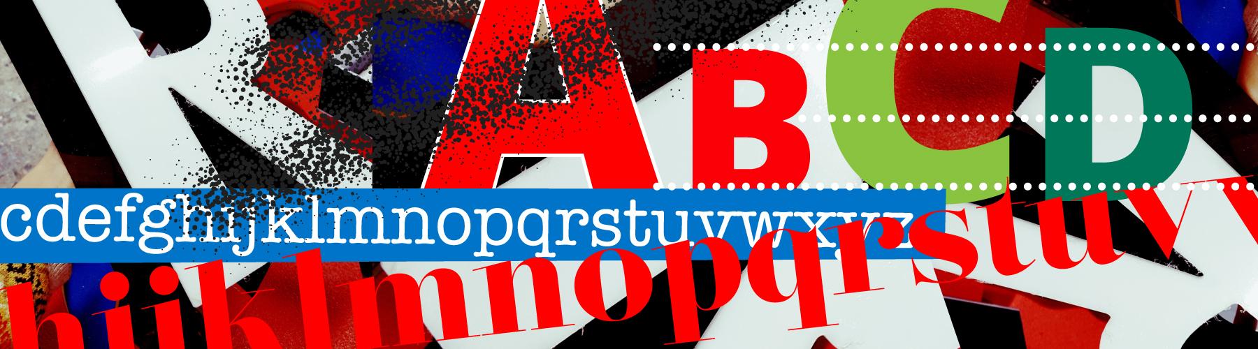 Tipografías: todo lo que debes saber y que no te contaron