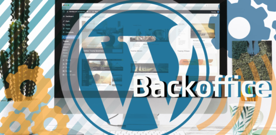 Back office de Wordpress