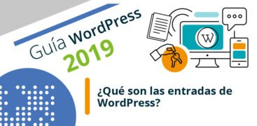 Qué son la entradas de wordpress