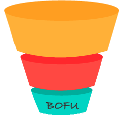 Bottom del Funnel de conversión