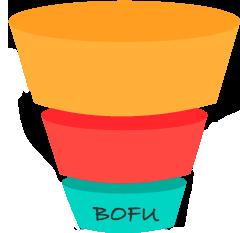 Bottom del Funnel de conversión