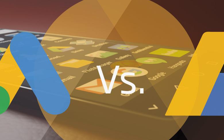 """Imagen ilustrativa para la entrada """"Diferencia entre Google Ads y Google AdSense"""""""