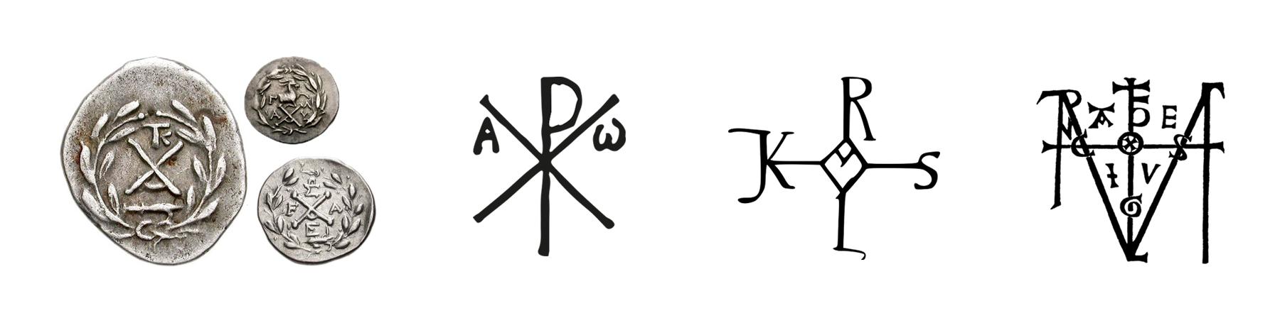 ejemplos de monogramas antiguos