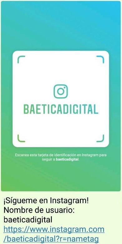 tarjeta de identificación de Instagram