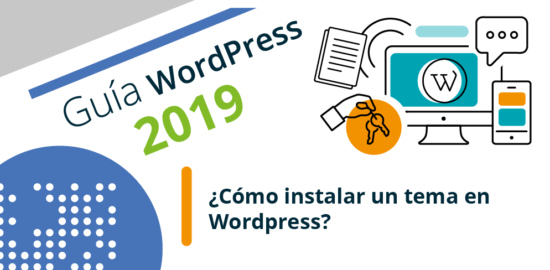 tema en wordpress