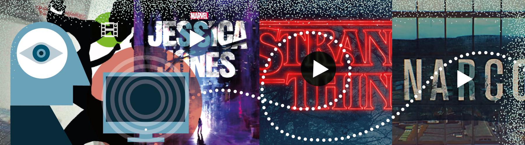6 openings de series de televisión que llevan el diseño gráfico en su ADN