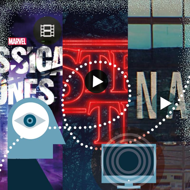 5 openings de series de televisión que llevan el diseño gráfico en su ADN