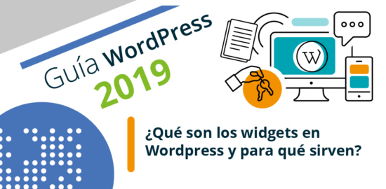 widget en wordpress