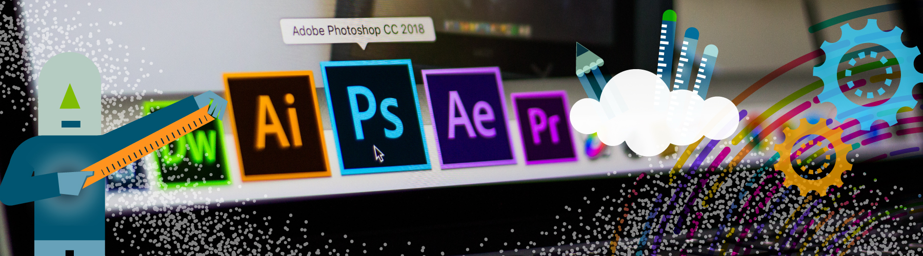 ¡Photoshop vs Illustrator! ¿Cuál es mejor?