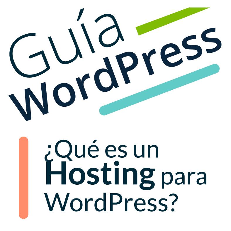 """Imagen ilustrativa para la entrada """"¿Qué es un Hosting para WordPress?"""""""