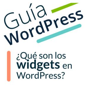 ¿Qué son los widgets en Wordpress y para qué sirven?