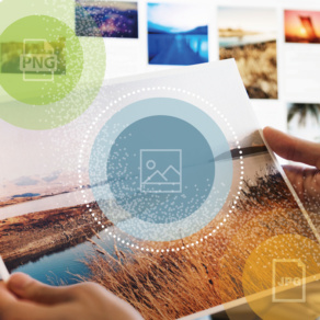 ¡Formatos gráficos para imágenes! Ventajas y desventajas