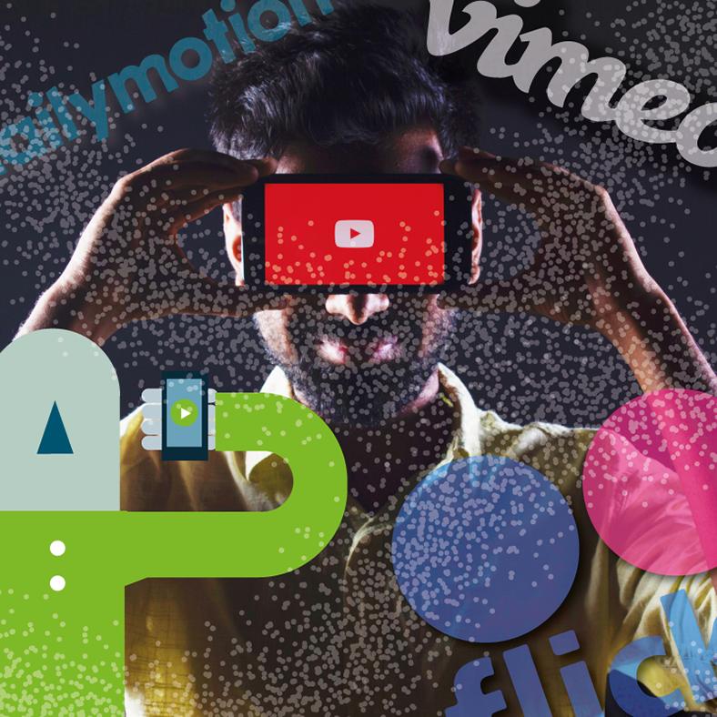 """Imagen ilustrativa para la entrada """"¡Las 6 mejores plataformas de vídeo más allá de YouTube!"""""""