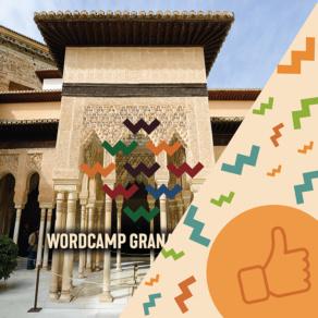 WordCamp Granada 2018, el momento que estabas esperando
