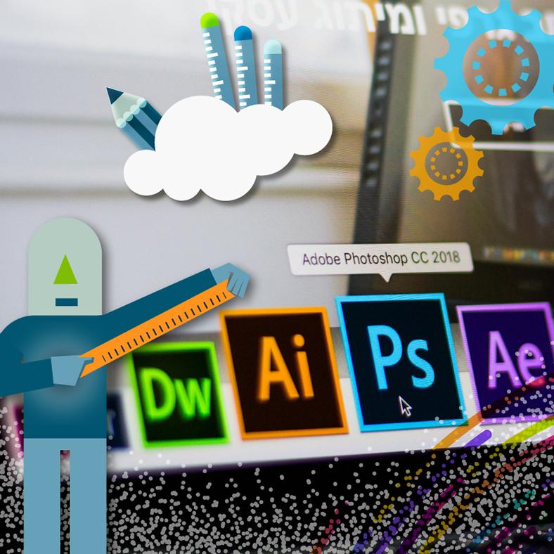 """Imagen ilustrativa para la entrada """"¡Photoshop vs Illustrator! ¿Cuál es mejor?"""""""