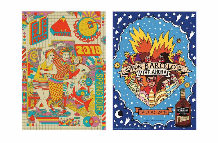 ejemplos de ilustración