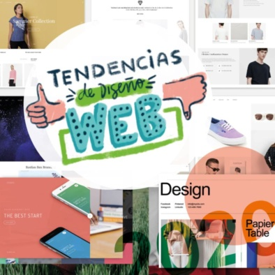 tendencias web