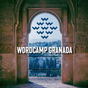 ¡Segunda WordCamp Granada 2019!