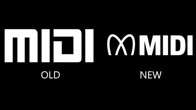 Nueva identidad visual MIDI