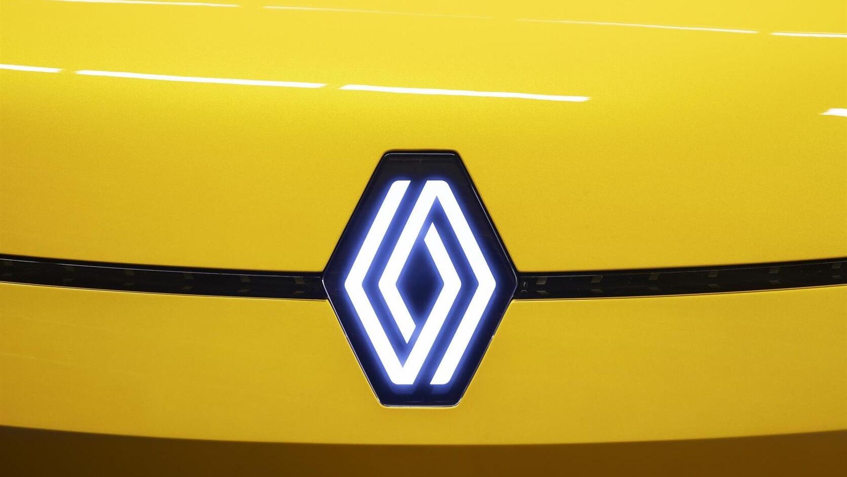 Nueva identidad visual Renault