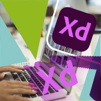 prototipado web Adobe XD