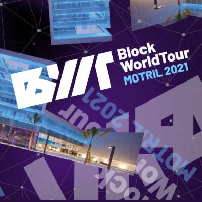 block world tour blockchain